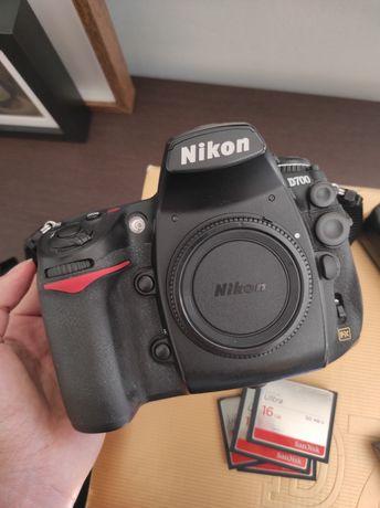 Nikon d700 full frame e acessórios