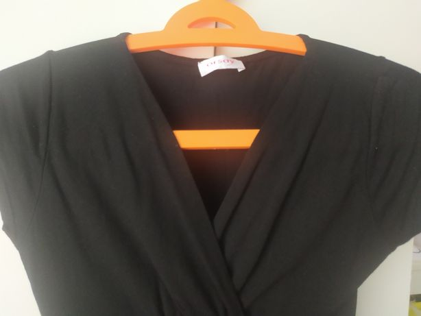 Sukienka ciążowa Orsay czarna 36/38 leginsy gratis