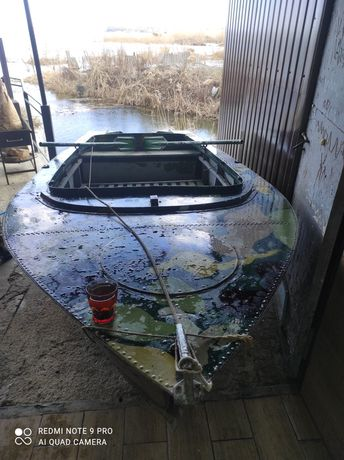 Продам лодку МКМ (малый катер морской)