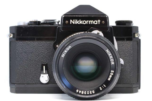 Nikon Nikkormat FTN + Nikkor 50mm 2.0