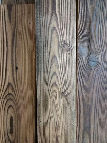 Stare rustykalne deski, panel ścienny