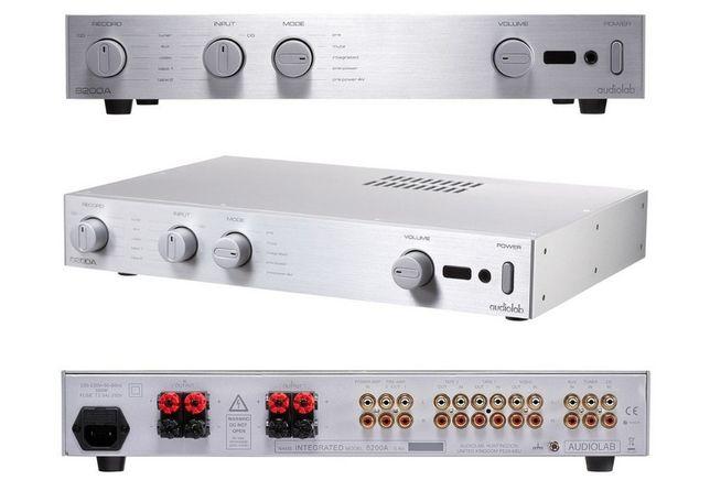 Audiolab 8200A - wzmacniacz zintegrowany stereo NOWY od ręki