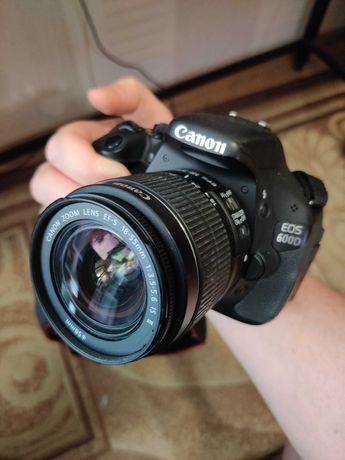 Фотоаппарат CANON 600D (полная комплектация)
