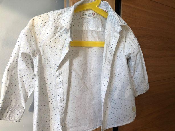 Koszula Zara chłopięca