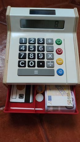 Calculadora solar IKEA para criança