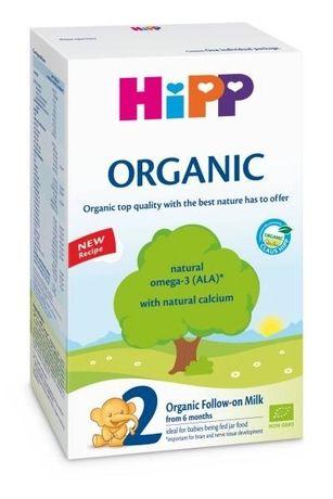 HiPP Organic 2, 300г