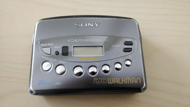 Walkman Sony WM-FX453