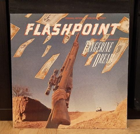 Tangerine Dream - 'Flashpoint'/ 'Exit' / 'Stratosfear' (winyle)