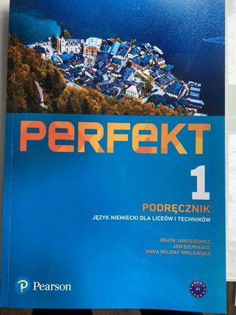 """Podręcznik """"Perfekt 1"""""""