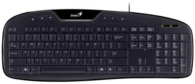 teclado + rato sem fios microsoft preto novo