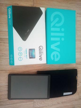 Tablet qilive 10 polegadas 10.1, na caixa com factura, com defeito