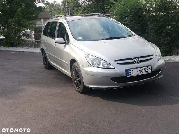 Peugeot 307 Sprzedam peugeota 307.7 osobowy Panoramia
