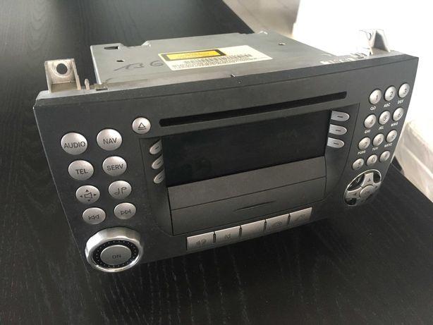 Auto-Rádio Mercedes SLK