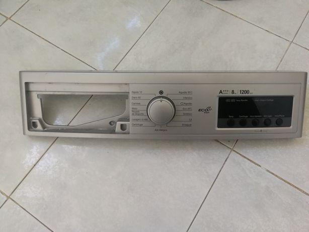 Painel eletrónico máquina de lavar roupa Daewoo