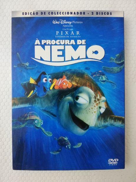Filme DVD   À Procura de Nemo
