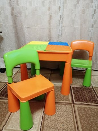 Детский столик Tega Baby