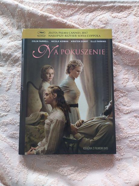 Film DVD Na pokuszenie - Sofia Coppola [z książką]