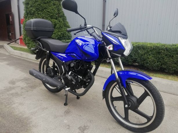 Новый мотоцикл LONCIN LX 150-77 Faster