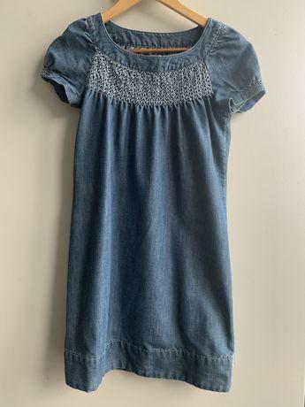 Sukienka jeansowa Camaieu rozm Xs stan idealny