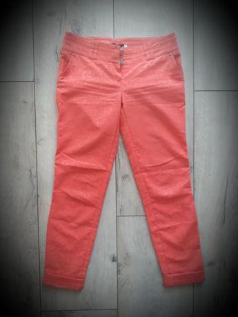 Оранжевые брюки, штаны