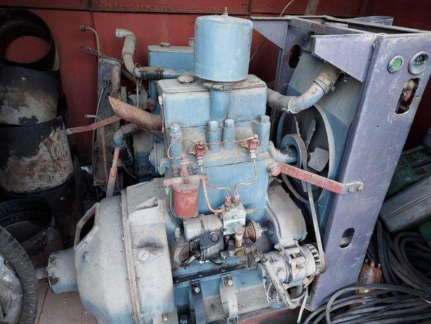 Silnik S - 2 lub 3 cylindry