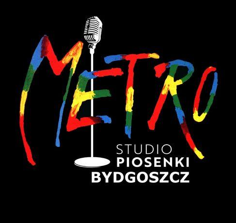 Zajęcia woklane w Studio Piosenki METRO w Bydgoszczy.