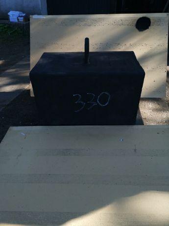 Odwarznik,obciążenie,obciąrznik,cięrzar,odwarznik,balast 330kg