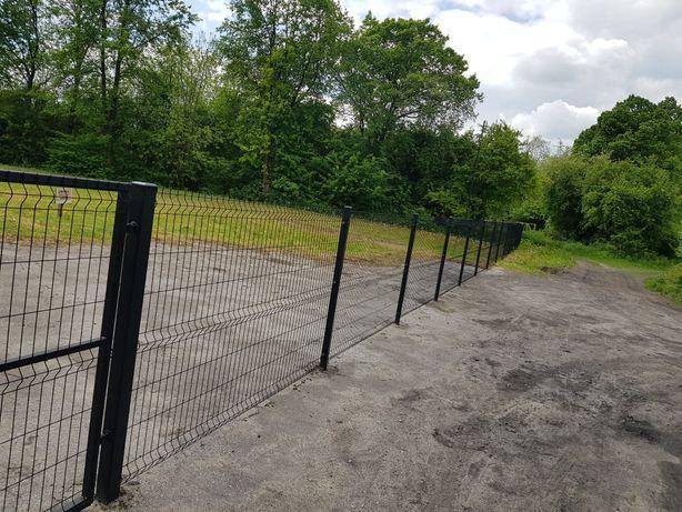 Płot ogrodzenie panelowe 150/250