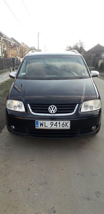 Volkswagen Touran Ужгород - изображение 1