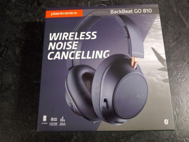 Słuchawki Plantronics BackBeat GO 810 Navy Blue