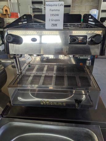 Máquina de Café Industrial Fiamma