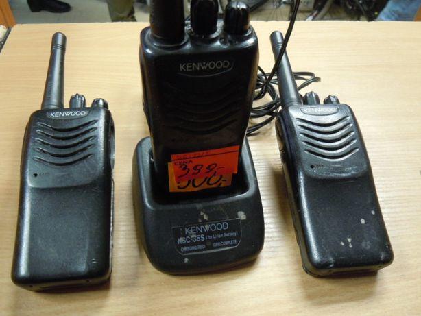 Zestaw Radiotelefon krótkofalówka Kenwood TK-3000-T ! Lombard Dębica