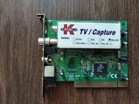TV-тюнер KWorld TV878FBK