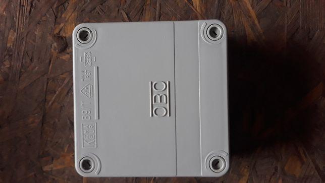 puszki łączeniowe natynkowe OBO Bettermann IP67