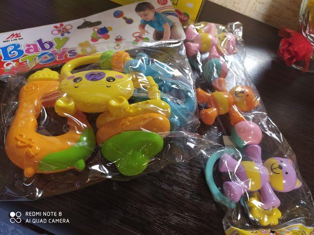 Іграшки для немовлят