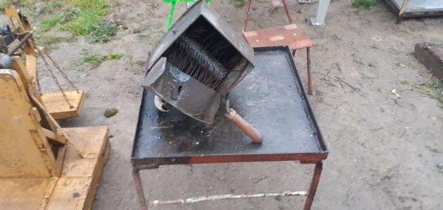 Stolik metalowy warsztatowy