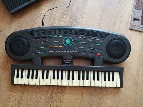 Keyboard Thompsonik działający dla początkujących muzyków