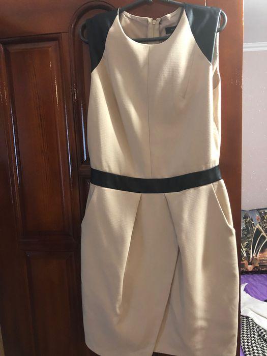 Продам платье вставки из хорошего кожезаменителя Малоселка - изображение 1