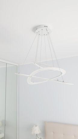 Nowoczesna wisząca lampa żyrandol okazja