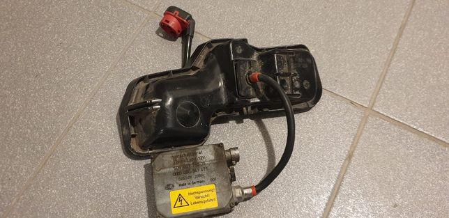Przetwornica xenon z deklem lefkektora prawego audi A6 C 5 lift