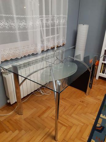 Stół szklany, stół do jadalni, stół do kuchni