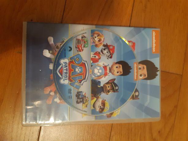 Płyta DVD Paw Patrol