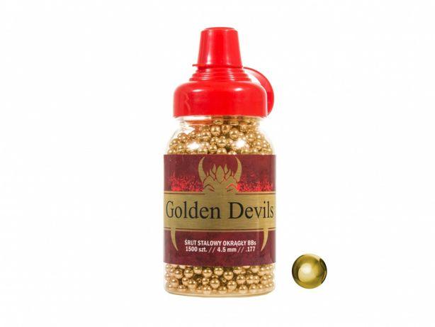 Śrut BBs Devils Golden 4,46/1500