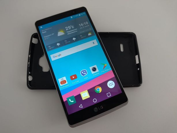 "LG 4 Stylus, 5.7"", Стилус, LTE/NFC"