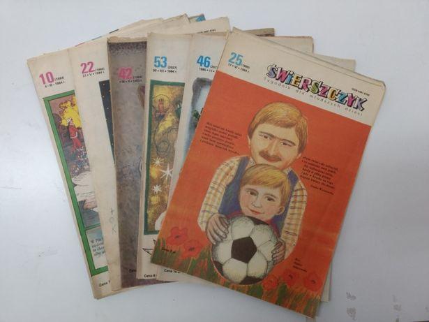 Świerszczyk duza ilość swierszczyki z lat 80tych PRL