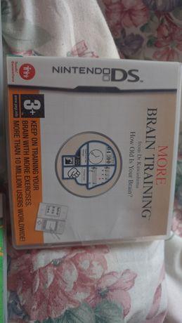 Gra Nintendo DS Brain Training