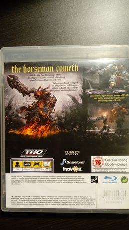 Darksiders PS3 na konsole playstation 3