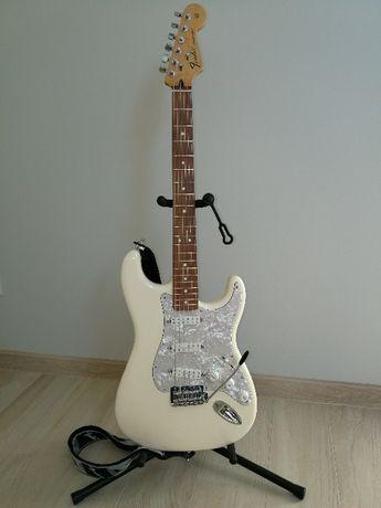 Fender Standard Stratocaster RW AWT z modyfikacjami lutniczymi