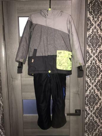 Зимняя термо-курточка и полукомбинезон Reserved 116 рост