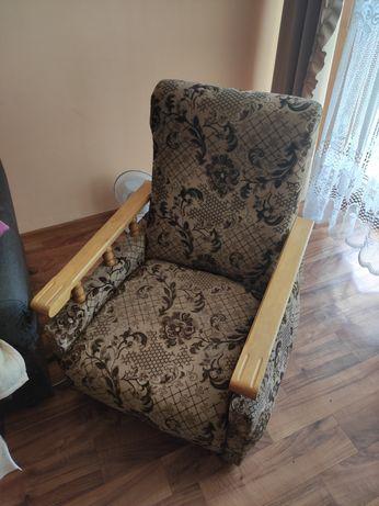Wersalka, dwa fotele, komplet